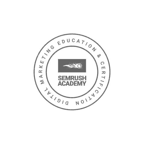 Semrush SEO Academy - Certification Technique