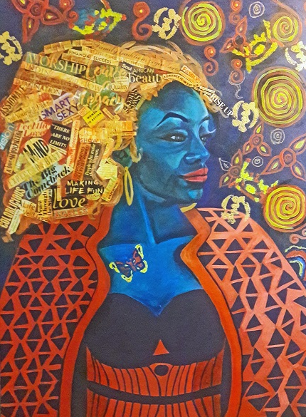 I Rise Up Painting & Prints