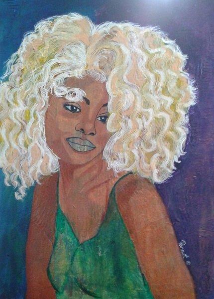 Inner Peace Paintings