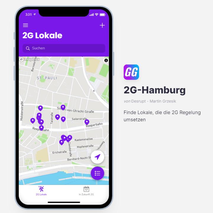 2G in Hamburg
